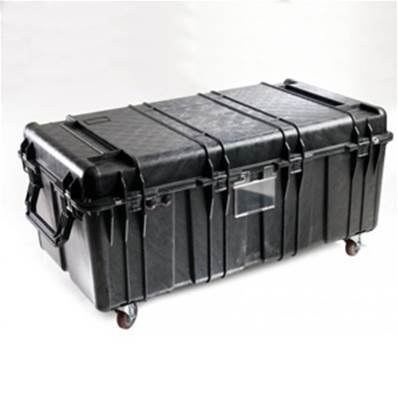 TRANSPORT CASE PELI 0550 NOIRE VIDE