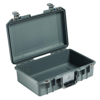 VALISE PELI AIR 1485 GRISE VIDE