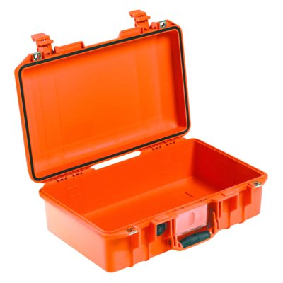 VALISE PELI AIR 1485 ORANGE VIDE