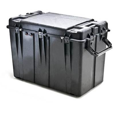 TRANSPORT CASE PELI 0500 NOIRE VIDE