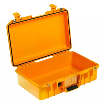 VALISE PELI AIR 1485 JAUNE VIDE
