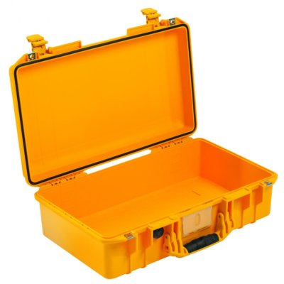VALISE PELI AIR 1525 JAUNE VIDE