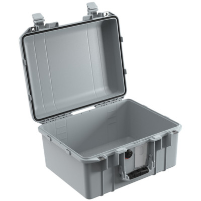 VALISE PELI AIR 1507 GRISE VIDE