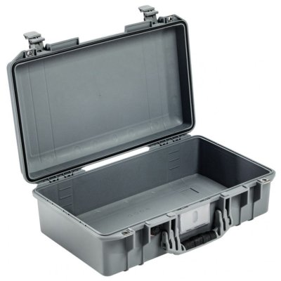 VALISE PELI AIR 1525 GRISE VIDE